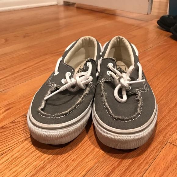 Vans Shoes   Vans Zapato Del Barco Size